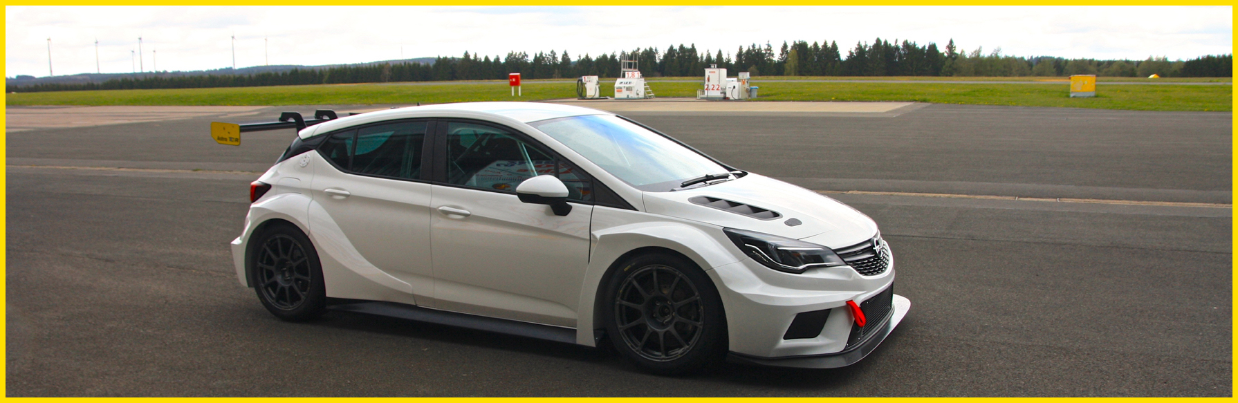 ASTRA TCR